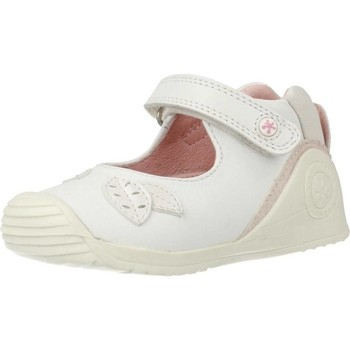 Shoes Girl Shoes Biomecanics 182132 White