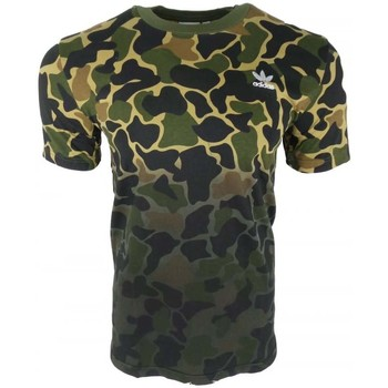 Clothing Men short-sleeved t-shirts adidas Originals Camo Tee Other