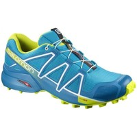 Shoes Men Walking shoes Salomon Speedcross 4 Blue
