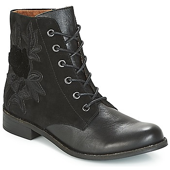 Shoes Women Mid boots Karston ACAMI Black