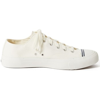 Shoes Men Low top trainers Pro Keds Royal Lo Classic Canvas White White