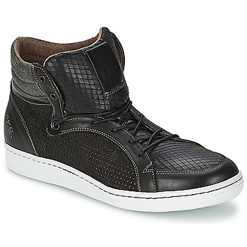 Shoes Men Hi top trainers BKR LAST MAN Black