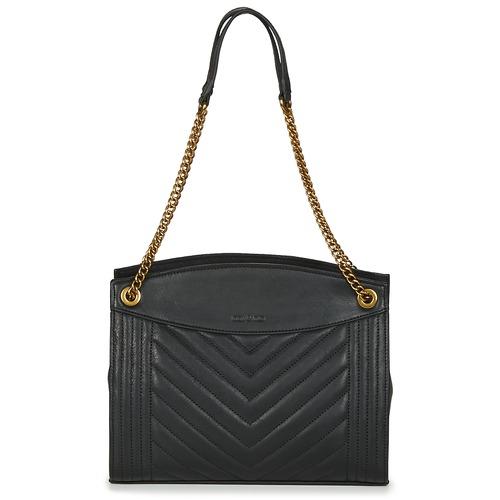 Bags Women Small shoulder bags Nat et Nin SIMONE Black