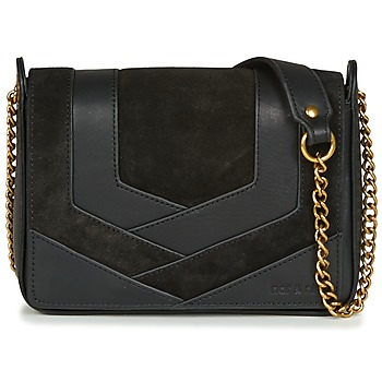 Bags Women Small shoulder bags Nat et Nin CAPRI Black