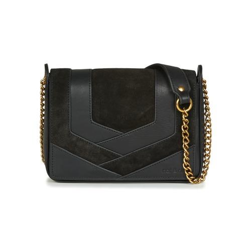 Bags Women Small shoulder bags Nat et Nin CAPRI Black