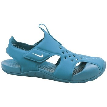 Shoes Children Sandals Nike Sunray Protect 2 PS Blue