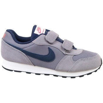 Shoes Children Low top trainers Nike MD Runner 2 Psv Grey