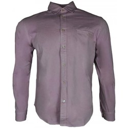 Clothing Men long-sleeved shirts Edwin Better Shirt Natural Shirting pink