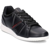 Shoes Men Low top trainers Versace E0YRBSC570114899 Black