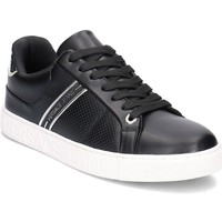 Shoes Men Low top trainers Versace E0YRBSD170113899 Black