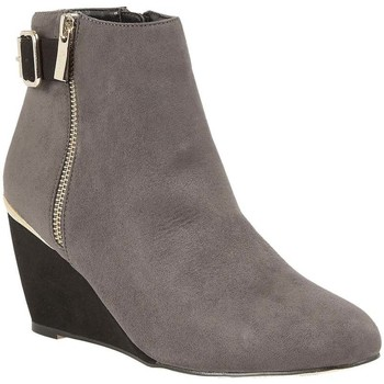Shoes Women Boots Lotus Cassia Womens Dress Ankle Boots grey