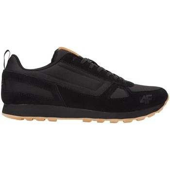 Shoes Men Low top trainers 4F D4L18OBML201 Black