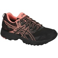 Shoes Women Low top trainers Asics Gelsonoma 3 Gtx Black-Red