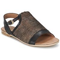 Shoes Women Sandals Coqueterra CRAFT Black
