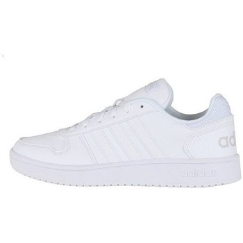 Shoes Men Low top trainers adidas Originals Hoops 20 White