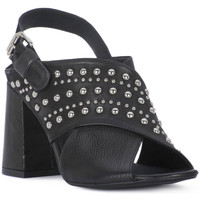 Shoes Women Sandals Juice Shoes SANDALO ISCO TEVERE Nero