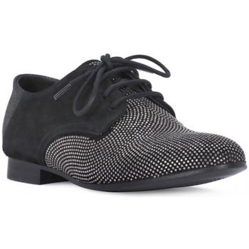 Shoes Women Derby Shoes Juice Shoes NAVA Nero
