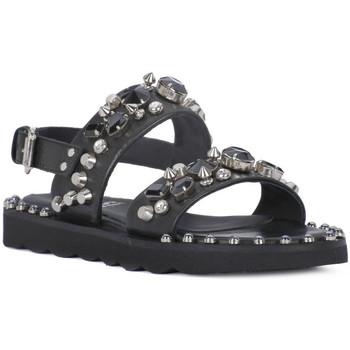 Shoes Women Sandals Juice Shoes ONDA GANGE Nero