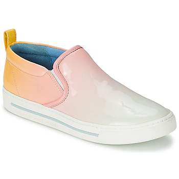 Shoes Women Slip-ons Marc by Marc Jacobs CUTE KICKS Multicoloured