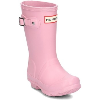 Shoes Children Wellington boots Hunter KFT5000RMA Pink