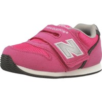 Shoes Girl Low top trainers New Balance FS996 MAI Pink