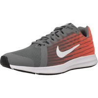 Shoes Children Low top trainers Nike DOWNSHIFTER 8 (GS) Grey