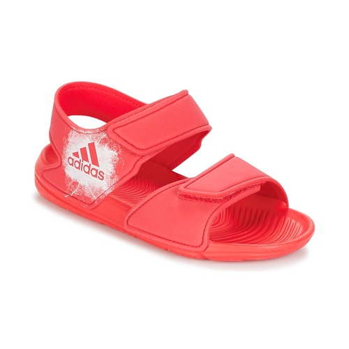 Shoes Girl Sandals adidas Performance ALTASWIM C Pink