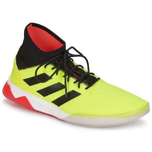 Shoes Men Football shoes adidas Performance PREDATOR TANGO 18.1 TR Yellow / Black / Red