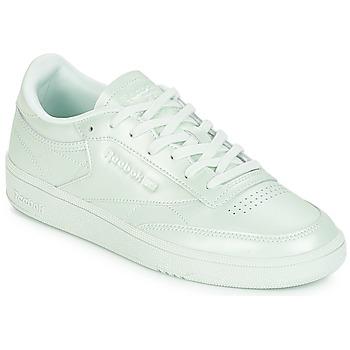 Shoes Women Low top trainers Reebok Classic CLUB C 85 Blue