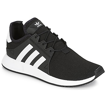 Shoes Men Low top trainers adidas Originals X_PLR Black