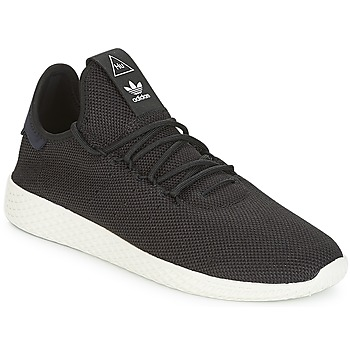 Shoes Low top trainers adidas Originals PW TENNIS HU Black