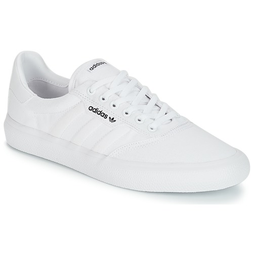 Shoes Low top trainers adidas Originals 3MC White