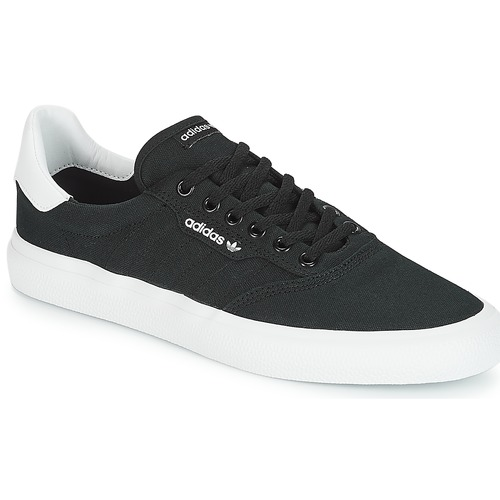 b03e7b0c911fb6 adidas Originals 3MC Black - Free delivery with Spartoo UK ! - Shoes ...