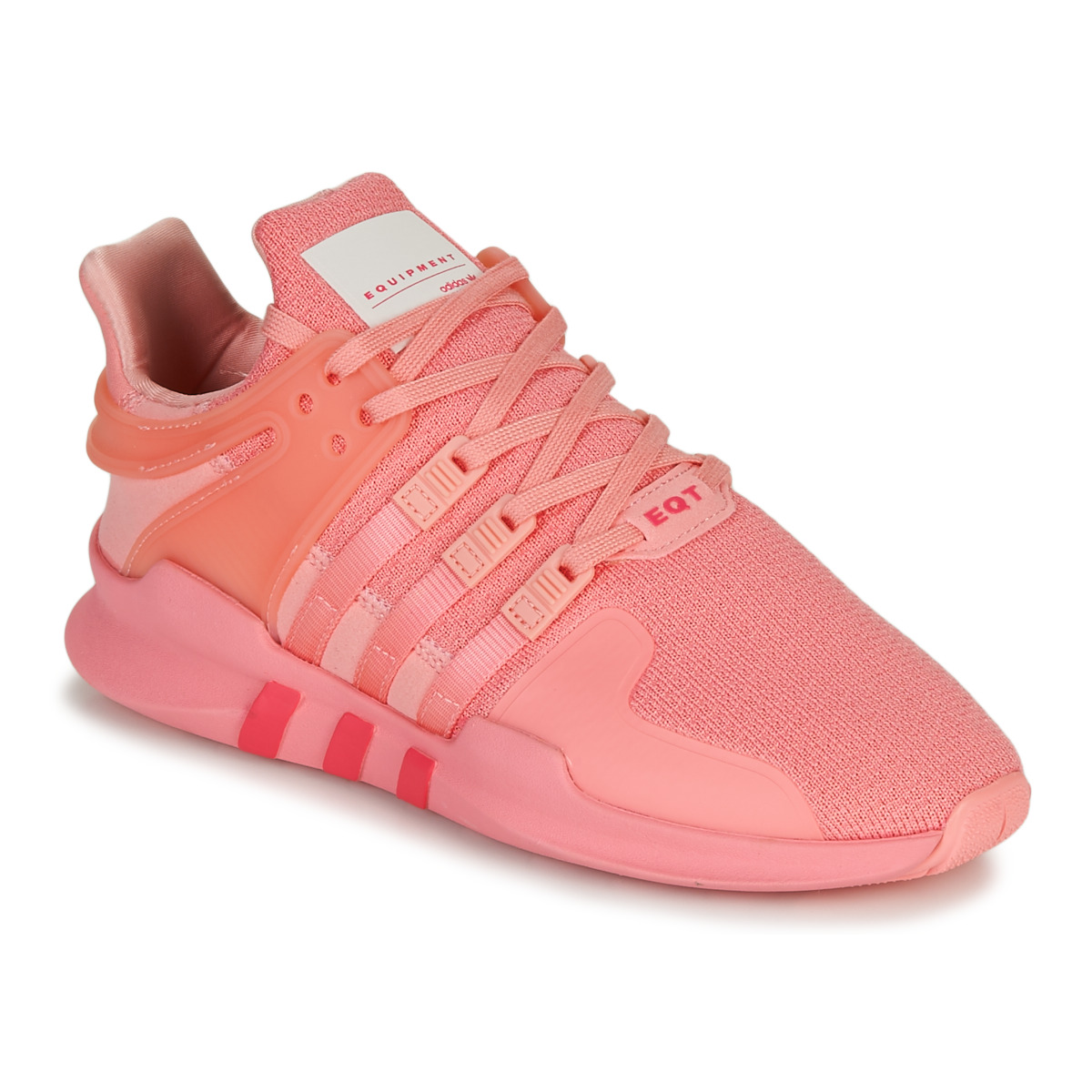 separation shoes 17594 51ecf adidas EQT SUPPORT ADV W women's Shoes (Trainers) in Pink