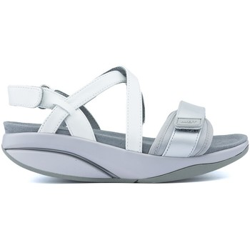 Shoes Women Sandals Mbt SANDALS CHANTEL W SILVER