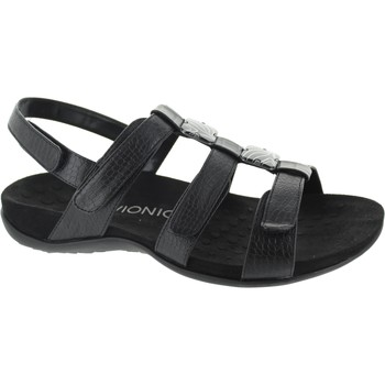 Shoes Women Sandals Vionic Rest Amber Black