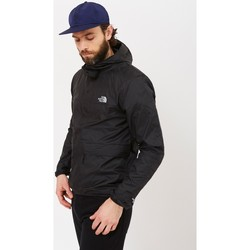 Clothing Men Jackets The North Face Mountain Jacket 1985 Seasonal Celebration Black Black