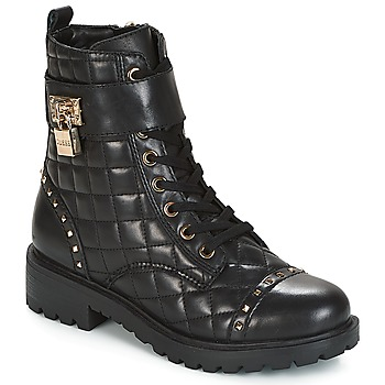 Shoes Women Mid boots Guess HOLDY Black