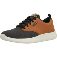 Shoes Men Low top trainers Skechers DEPTH CHARGE TRAHAN Brown