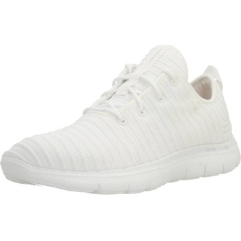 Shoes Women Low top trainers Skechers FLEX APPEAL 2.0 White