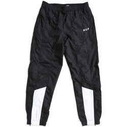 Clothing Men Tracksuit bottoms Huf Arena Track Pant Black Black