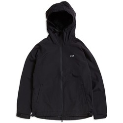 Clothing Men Jackets Huf Standard Shell Jacket Black Black