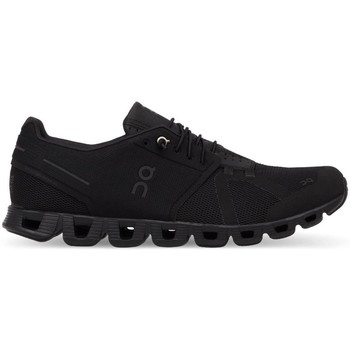 Shoes Men Low top trainers On Running Men's Cloud All Black Black
