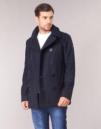 Clothing Men coats Harrington PCOAT Marine