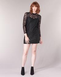 Clothing Women Short Dresses Molly Bracken ZEDEL Black