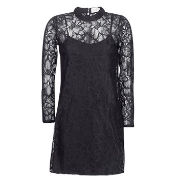 Clothing Women Short Dresses Molly Bracken ZEDEL Black