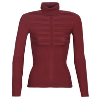 Clothing Women Jumpers Morgan MENTOS Bordeaux