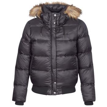 Clothing Women Duffel coats Schott MAYDAY Black