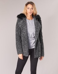 Clothing Women coats Smash BATUATA Grey