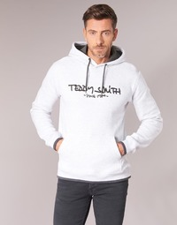 Clothing Men sweaters Teddy Smith SICLASS HOODY Grey